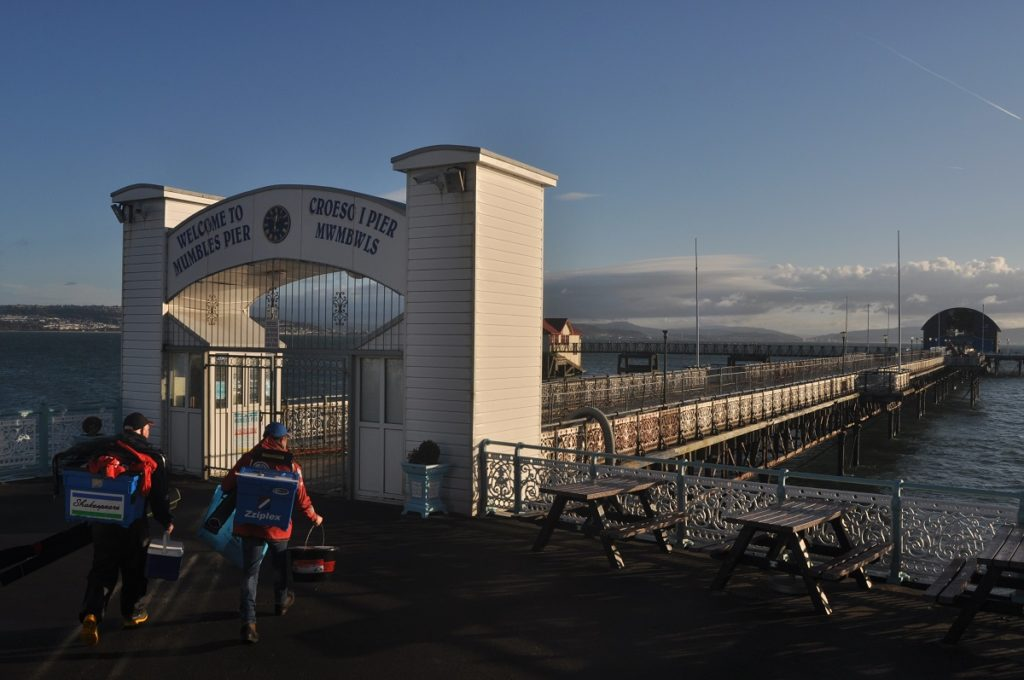 This image has an empty alt attribute; its file name is Mumbles-pier-1024x680.jpg